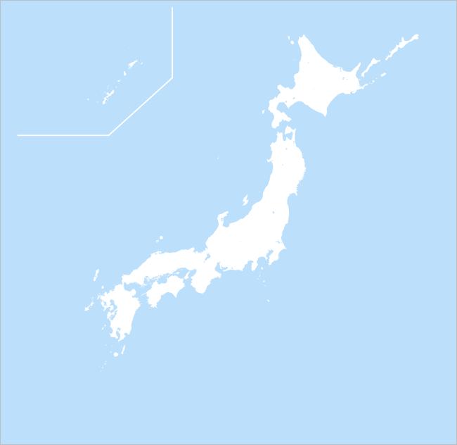 店舗検索 全国地図