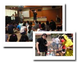 マハヤナ学園ボランティア活動報告