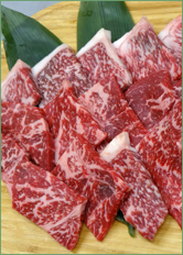 黒毛和牛カルビ焼肉 <冷凍>